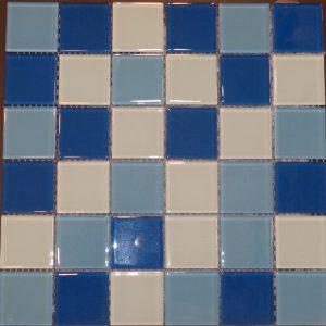 Gạch mosaic thủy tinh trộn màu 06