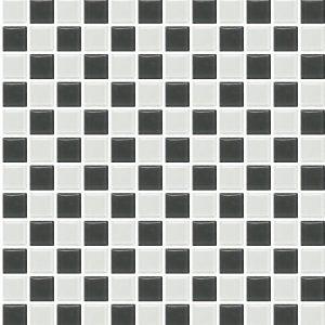 Gạch mosaic thủy tinh trộn màu 61
