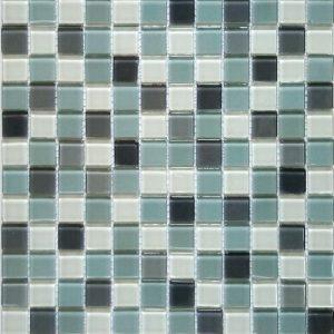 Gạch mosaic thủy tinh trộn màu 63