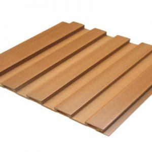 Tấm ốp trần giả gỗ – 02