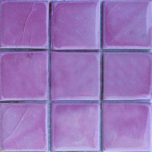 Gạch mosaic men rạn đơn màu 100×100 16