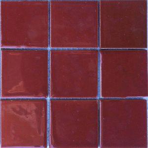 Gạch mosaic men rạn đơn màu 100×100 19