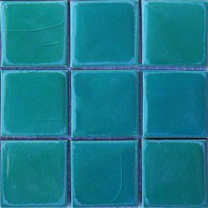 Gạch mosaic men rạn đơn màu 100×100 07