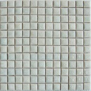 Gạch mosaic men rạn đơn màu 23×23 01