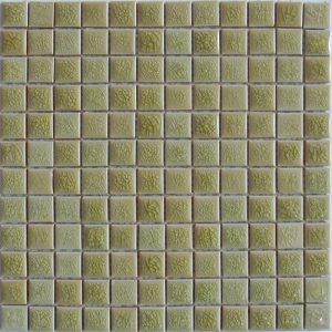 Gạch mosaic men rạn đơn màu 23×23 02