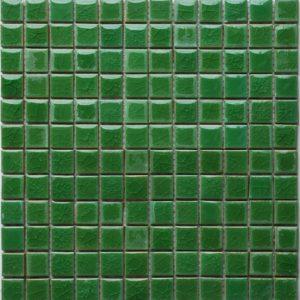 Gạch mosaic men rạn đơn màu 23×23 08