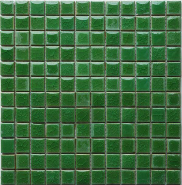 Gach mosaic men ran don mau 23x23 8