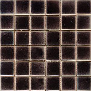 Gạch mosaic men rạn đơn màu 50×50 12
