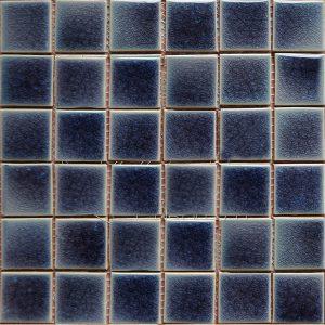Gạch mosaic men rạn đơn màu 50×50 13