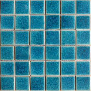 Gạch mosaic men rạn đơn màu 50×50 22