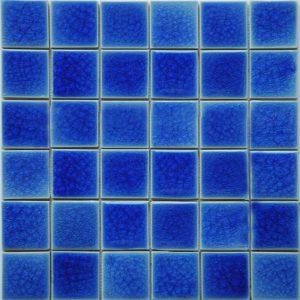 Gạch mosaic men rạn đơn màu 50×50 23