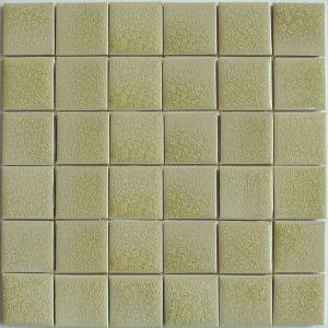 Gạch mosaic men rạn đơn màu 50×50 03