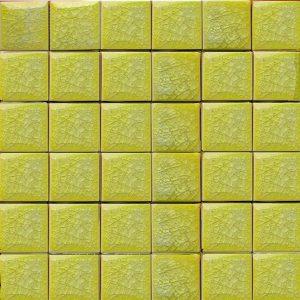 Gạch mosaic men rạn đơn màu 50×50 06