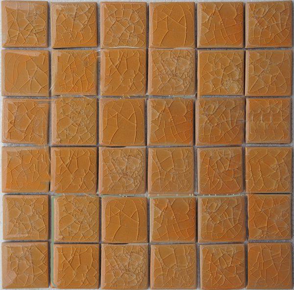 Gach mosaic men ran don mau 50x50 8