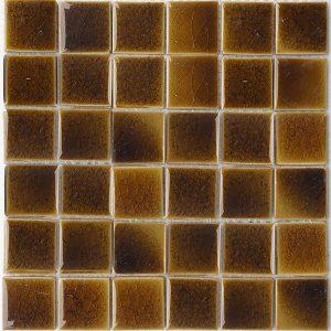 Gạch mosaic men rạn đơn màu 50×50 09