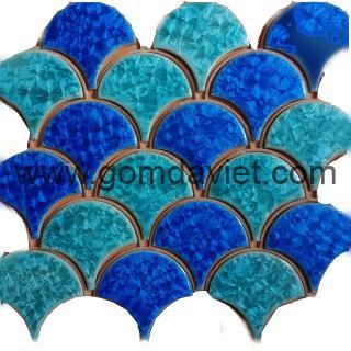 Gach mosaic men ran tron mau 50x50 12