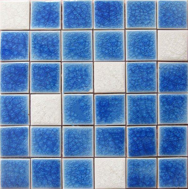 Gach mosaic men ran tron mau 50x50 8