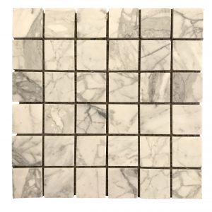 Mosaic đá tự nhiên 48×48 01