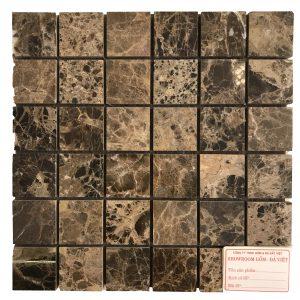 Mosaic đá tự nhiên 48×48 10