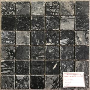 Mosaic đá tự nhiên 48×48 12
