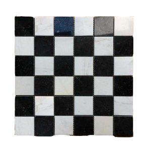 Mosaic đá tự nhiên 48×48 13