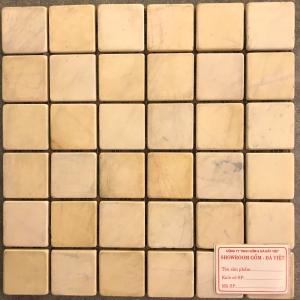 Mosaic đá tự nhiên 48×48 17