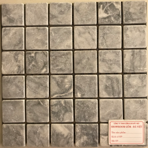 Mosaic đá tự nhiên 48×48 18