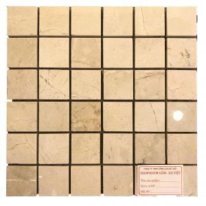 Mosaic đá tự nhiên 48×48 02