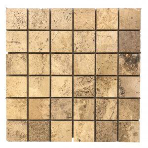 Mosaic đá tự nhiên 48×48 03