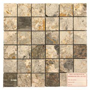 Mosaic đá tự nhiên 48×48 05