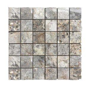 Mosaic đá tự nhiên 48×48 09