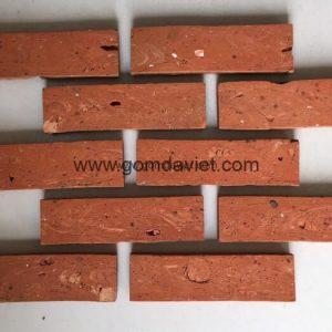 Gạch ốp tường giả cổ 07 – Gạch cổ cắt Hà Nội – Mặt lõi hàng chọn