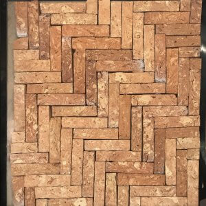 Gạch ốp tường giả cổ 02 – Gạch cổ cắt Sài Gòn Mặt lõi