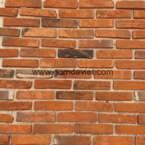 Gạch ốp tường giả cổ 03 – Gạch cổ cắt Miền Tây – Mặt bìa