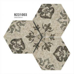 Gạch bông lục giác 24
