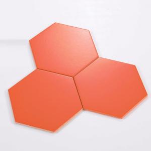 Gạch bông lục giác 05 – Cam