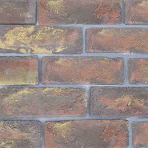 Gạch ốp tường giả cổ 27 – Đen sẫm