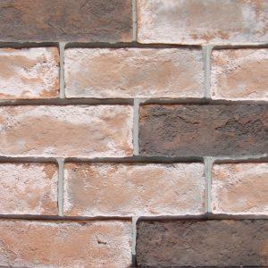 Gạch ốp tường giả cổ 28 – Hồng nhạt