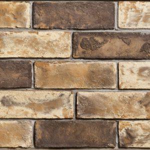 Gạch ốp tường giả cổ 31 – Vàng đất