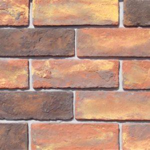 Gạch ốp tường giả cổ 32 – Đỏ gạch