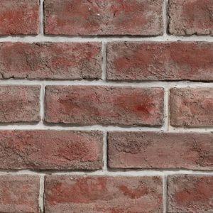 Gạch ốp tường giả cổ 33 – Đen nâu