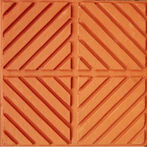 Gạch cotto Viglacera Hạ Long Giếng Đáy 02 – Gạch Lá Dừa