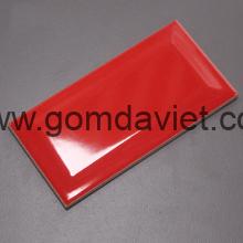 Gạch thẻ trang trí nhập khẩu 14 – Đỏ