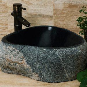 Lavabo đá tự nhiên 12