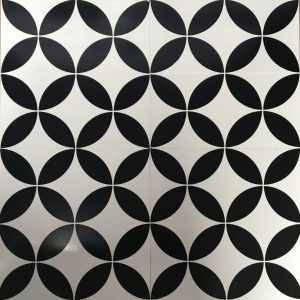 Gạch bông ceramic 30×30 26 – Men mờ