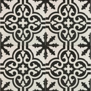 Gạch bông ceramic 30×30 27 – Men bóng