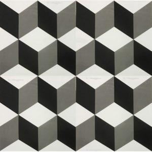 Gạch bông ceramic 30×30 29 – Men mờ