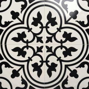Gạch bông ceramic 30×30 32 – Men mờ