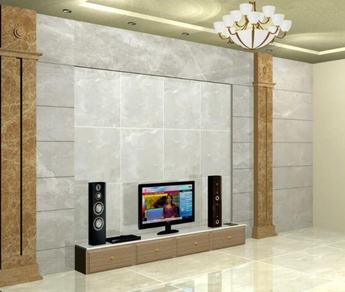 Sử dụng đá hoa cương để ốp tường sẽ giúp cho không gian của bạn trở nên đẹp và sang trọng hơn