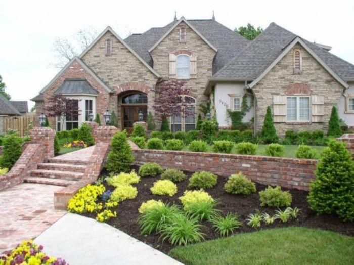 Tìm hiểu về các mẫu sân vườn trước nhà đẹp nhất hiện nay